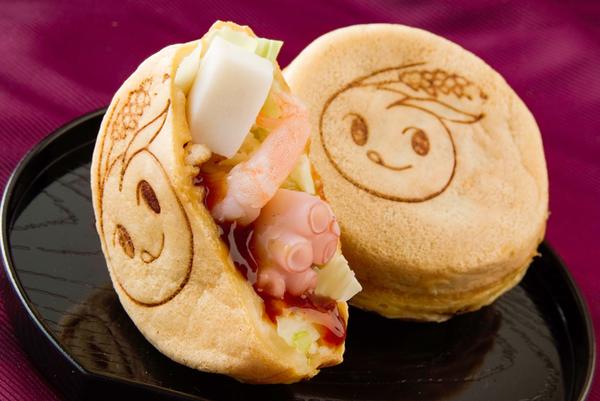 博多阪急催事 ブログを見たで餡餅サービス♪サムネイル